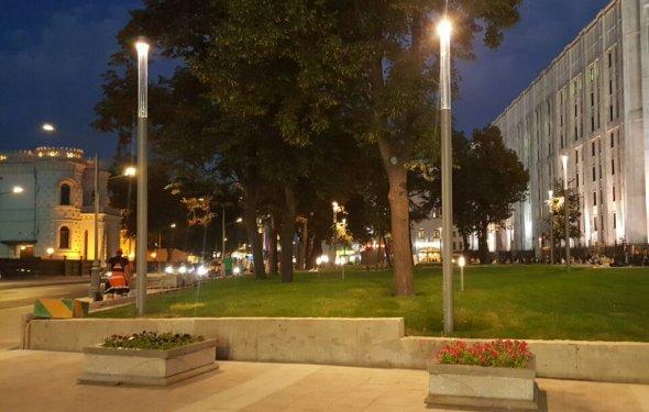 Интерьерные светильники и