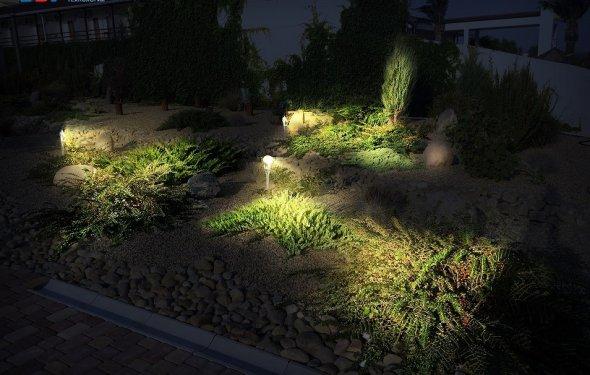 Светильники уличного освещения
