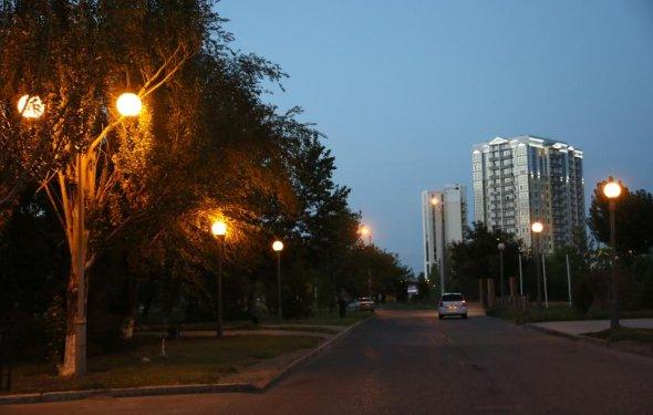 сети уличного освещения